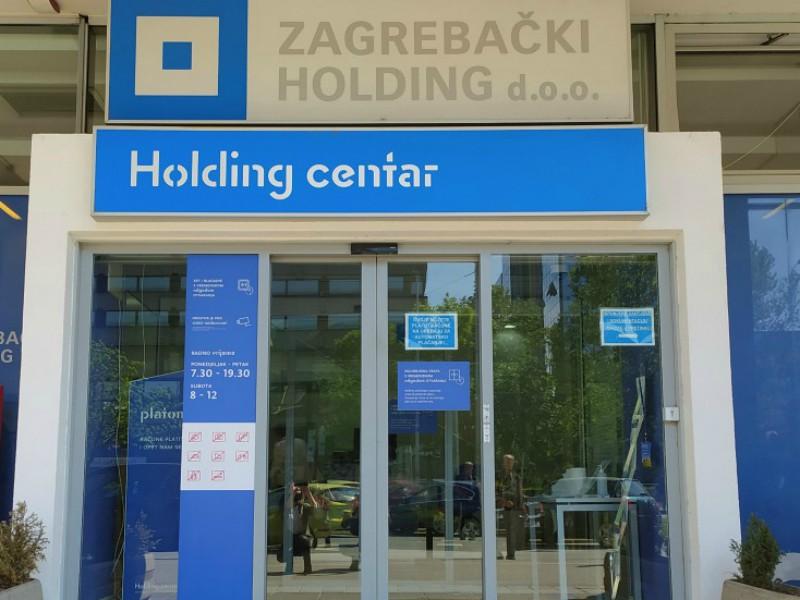 Holding Centar Zagrebacki Holding