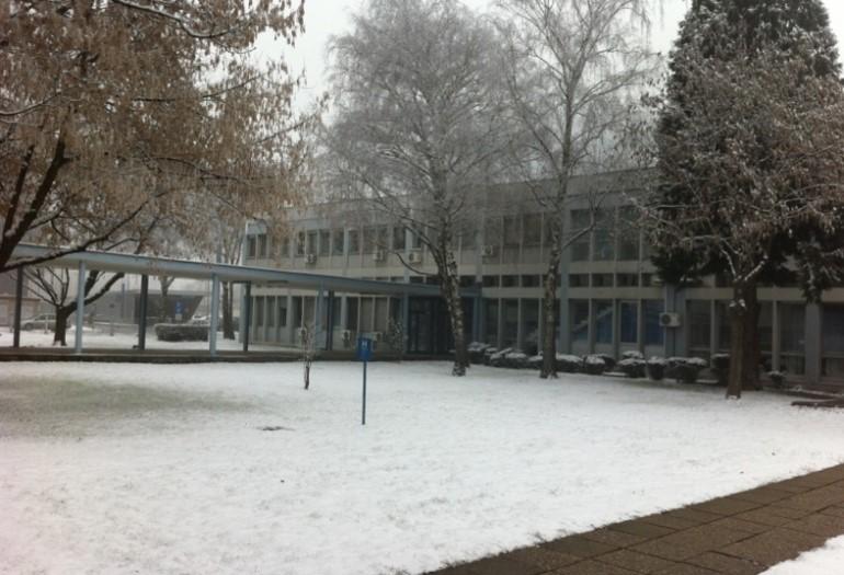Folnegovićeva 1 Zagreb Zagrebački Holding